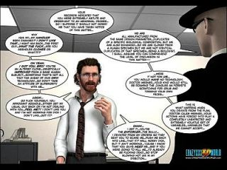 3d cómico: desinhibido. episodio 20