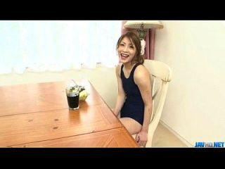 aventura oral en casa a lo largo de joven yuu mahiru