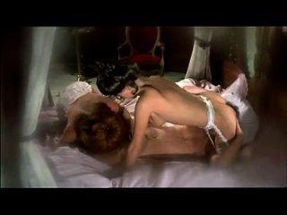 hot threesome vintage en la señal del león (1976) escena de sexo 1
