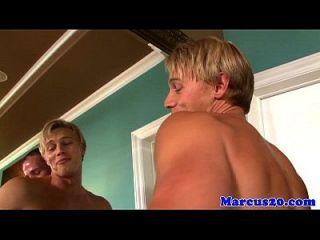 muscular pornstar gaysex con brady jensen