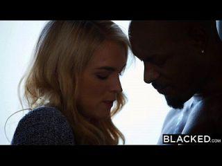 blackired keira nicole toma su primera polla grande negro