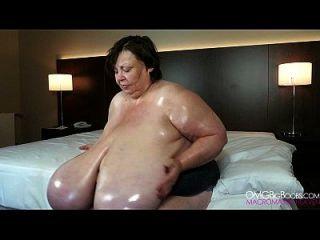 absolutamente enorme mamas naturales abuelita