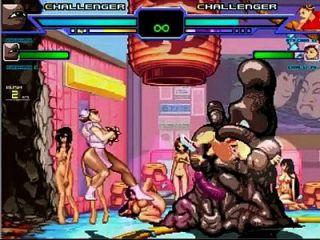 mugen (ep11) (la pornografía sexual del limo de chun li)