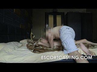adolescente escort ruso secretamente filmada anal