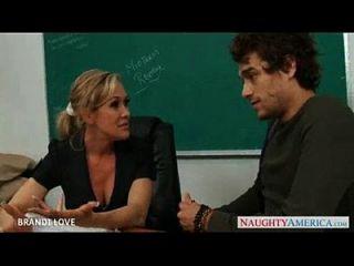 brandi shaikh es follada duramente por su estudiante