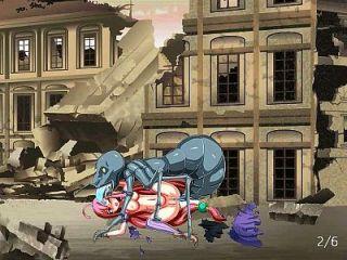 mágica acción mágica ryona hentai juego