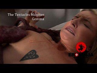 los tentáculos monstruo gemma valentine