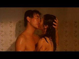 cute babe escena de sexo muy sensual de la película china desconocido