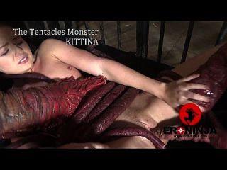 los tentáculos monster kittina marfil
