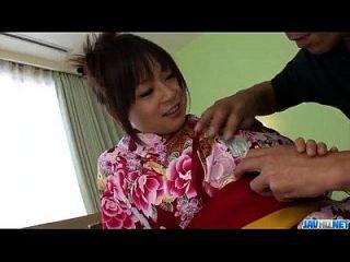nozomi hazuki obtiene una polla enorme en esa vag caliente