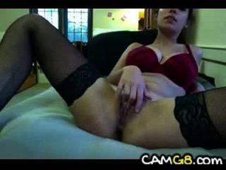 hermosa busty babe películas se cumming camg8