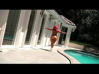 saltar y sudar