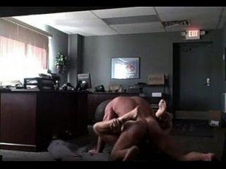parte rubia del sexo de la oficina 1