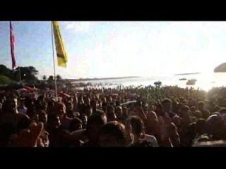 concurso de la boda del verano en la playa rubia en tanga