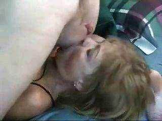 Belleza madura amateur milf mamada mamada boca follada