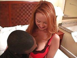Sexy mujer madura janet y negro interracial cuckold