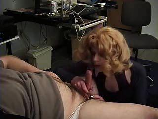 Amateur shemale blowjob creampie oral