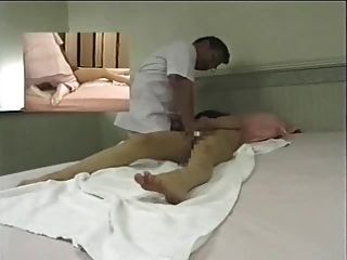 Sala de masaje japonés cámara oculta