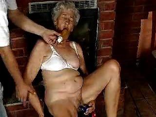 Abuela 80 años