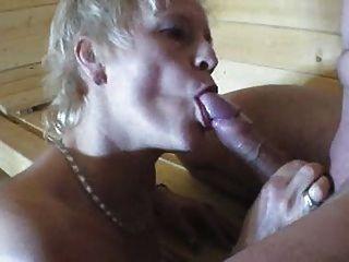 Geiler saunafick con blonder votze alemán csm