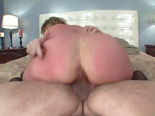 Impresionante verano phat maduro anal