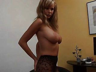 Mujer perfecta zuzana chica agradable nylon tetas tetas sueño pierna