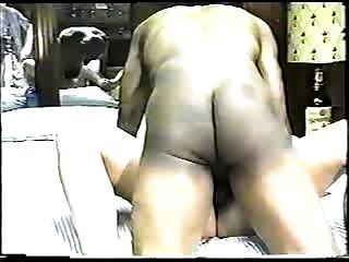 Caliente rubia esposa disfruta de un gran negro cock.eln
