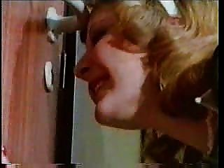 Clásica vintage retro tove clip mujer de la orgía