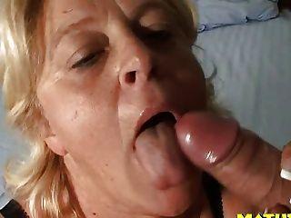 Casting maduro mujer grande holandés o belga ... bmw