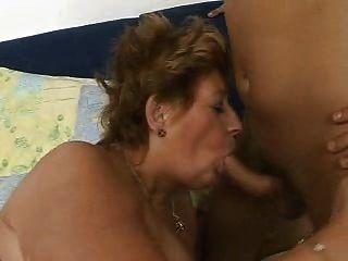 Gran dama hetty gorda abuela follada buena
