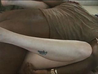 La esposa blanca llena obtiene cum negro 1