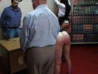 El castigo del maestro