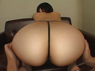 Big booty phat ass asiático