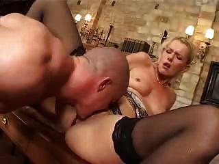 Milf alemán follada anal