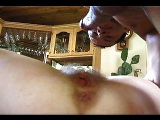 Prematuro peludo maduro agradable fuck cumming erecto