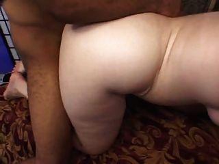 Sexy bbw milf obtiene bbc creampie (shes lindo)
