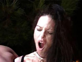 Orgía duro duro sexo anal ayla mia troia prolapso culo assfuck duro