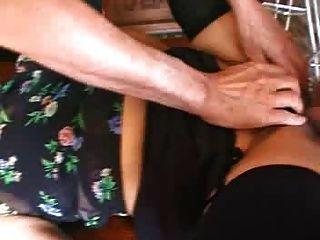 Mamita marroquí madura peluda