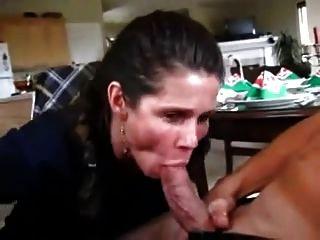 image Esposa con la sorpresa de la esperma