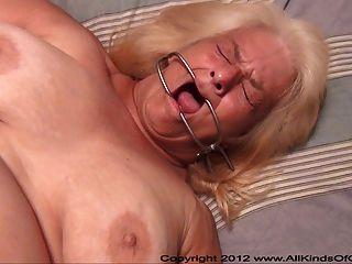 Pov anal 60 años wanda granny obtiene atado y culo follada