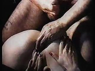 Impresionante francés pareja aficionado anal fisting