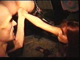 Fisting anal alemán de kitkat club