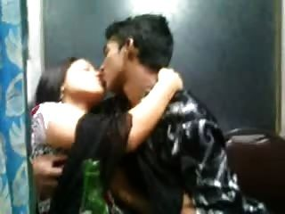 India desi chica sexy en churidar