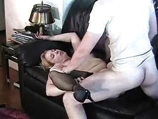 Aficionado reife lady laesst sich die fotze vollspritzen