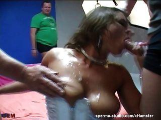 Spermastudio: cum orgía total extrema sexy susi teil2