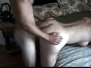 Madre caliente obtener fuck anal