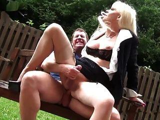 Sexo en el parque