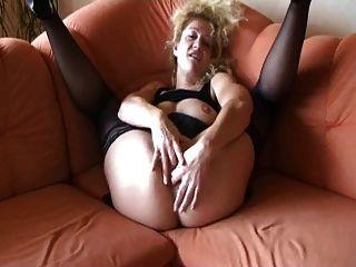Alemán masturbación sucio masturbación