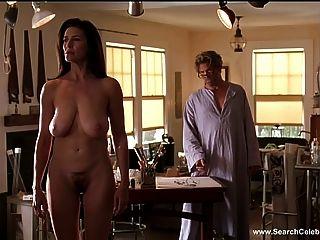 Mimi rogers desnuda la puerta en el suelo