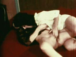 Vintage gold special edition solo chicas 1 escena 7 escena lesbiana